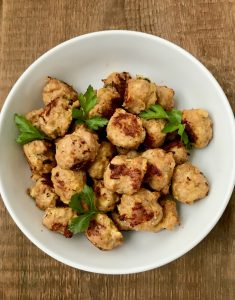 21 Day Fix Make Ahead Meatballs | Confessions of a Fit Foodie