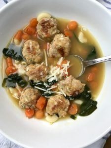 21 Day Fix Italian Wedding Soup   Confessions of a Fit Foodie