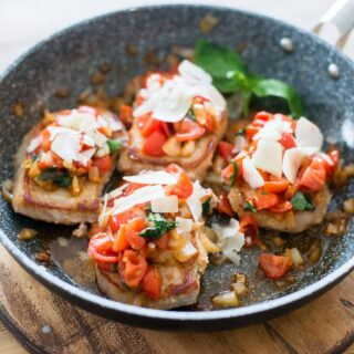 21 Day Fix Italian Pork Chops