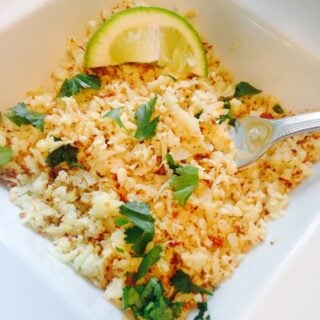 Cauliflower Rice {21 Day Fix}