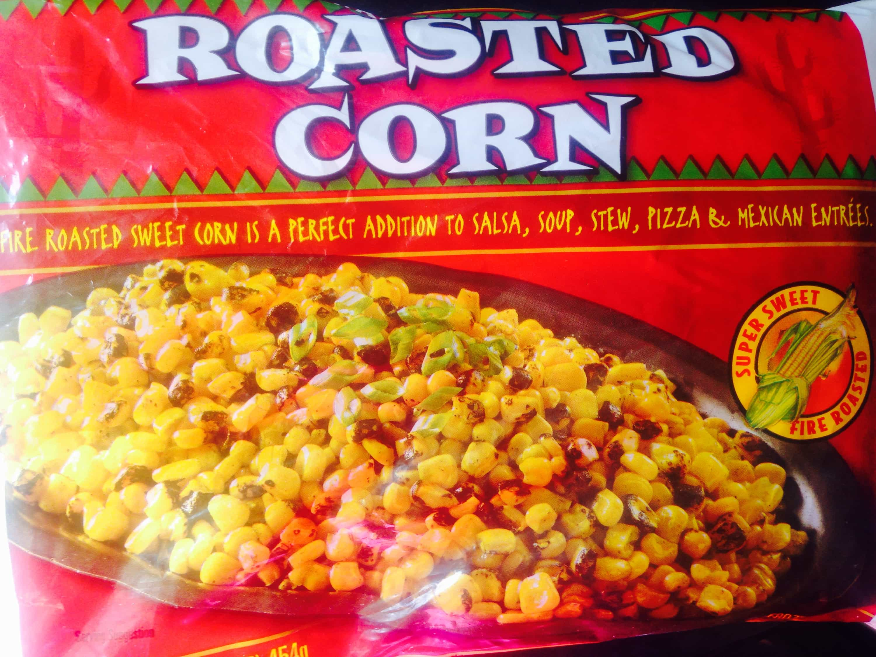 Frozen Roasted Corn