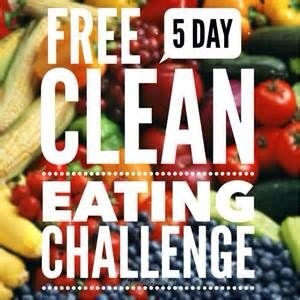5 Day FREE Clean Eating Group