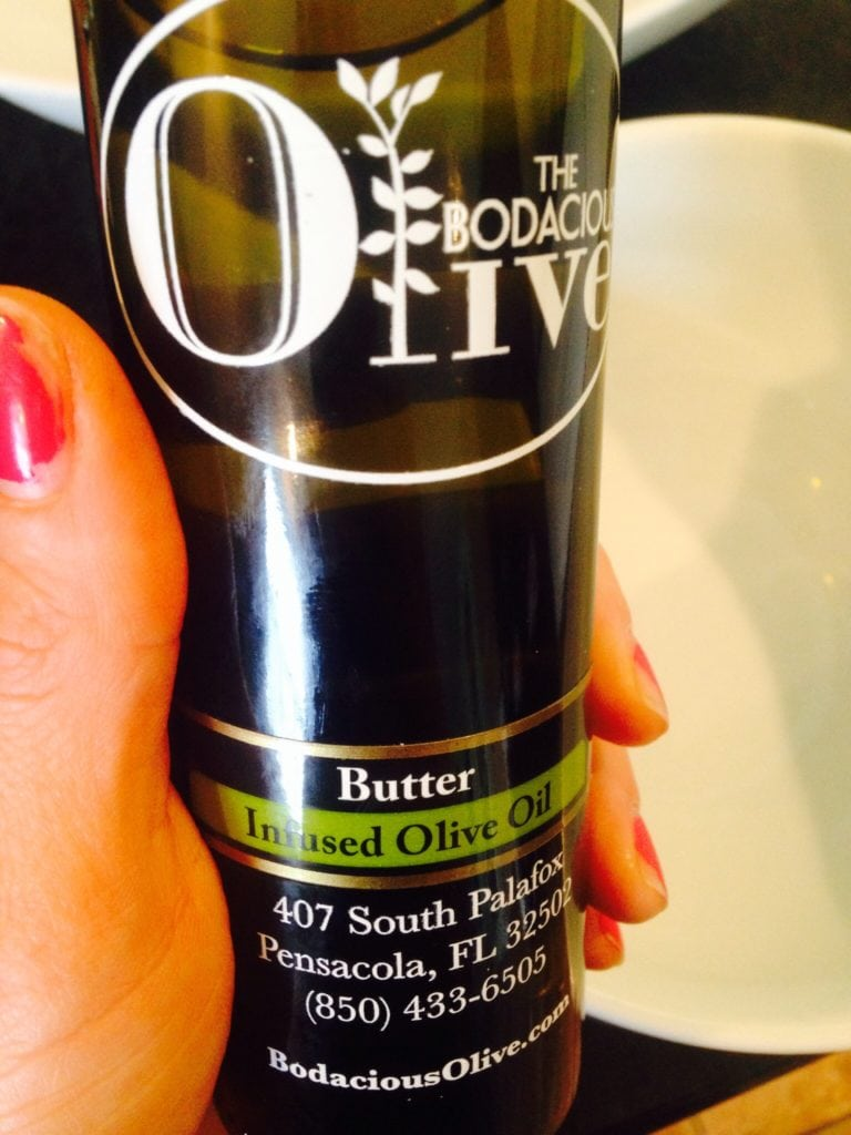 olive oil from The Bodacious Olive