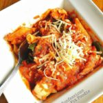 Chicken in Vodka Sauce - A 21 Day Fix Recipe from Confessions of a Fit Foodie