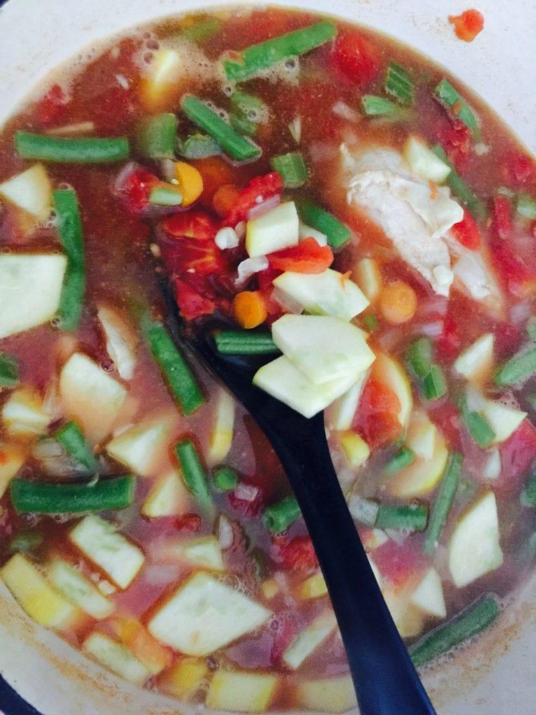 21 Day Fix Instant Pot Soup