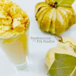 Pumpkin Frosting Shooters - Get this 21 Day Fix treat recipe on ConfessionsOfAFitFoodie.com
