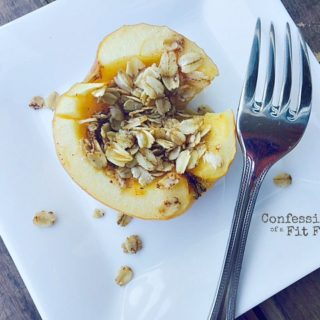 Healthy Baked Apples are a 21 Day Fix recipe from Confessions of a Fit Foodie