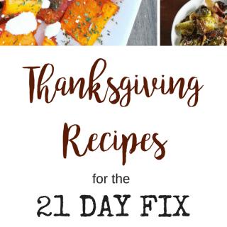 A Fix-Friendly Thanksgiving Feast