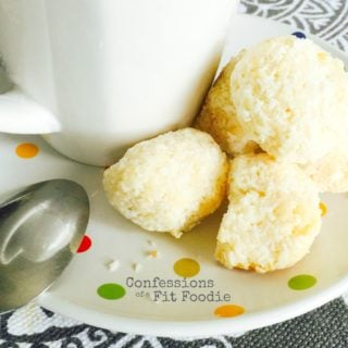 Coconut Macaroons {21 Day Fix}