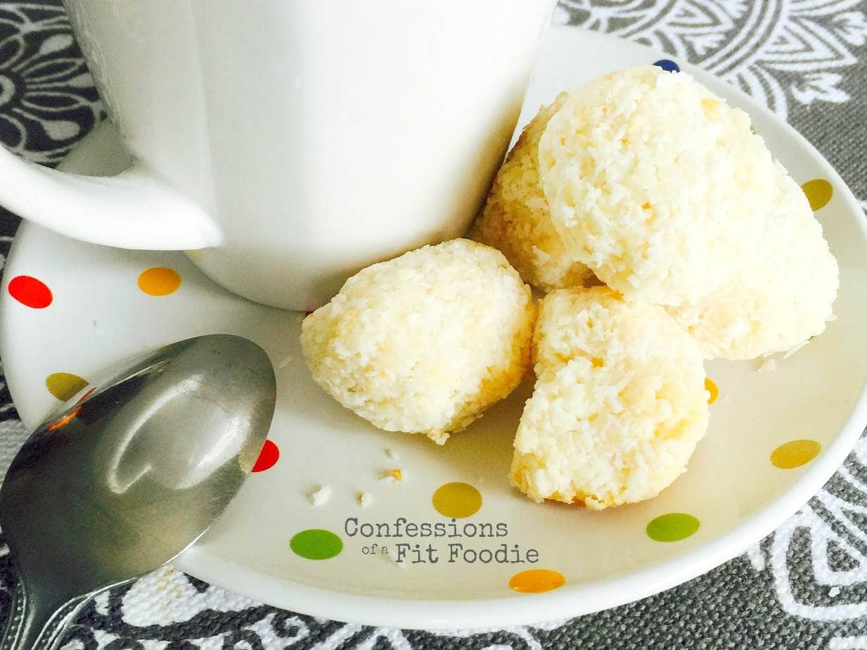 coconut macaroons 21 day fix