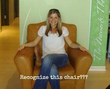 Oprah chair