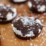 """21 Day Fix Chocolate Coconut """"Mounds"""" Cups 