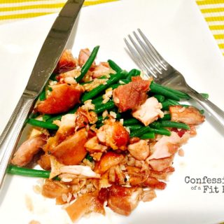 21 Day Fix Asian Style Crock Pot Chicken