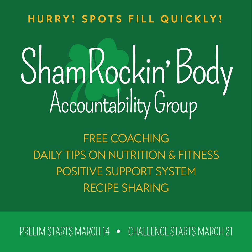 shamrockingbody