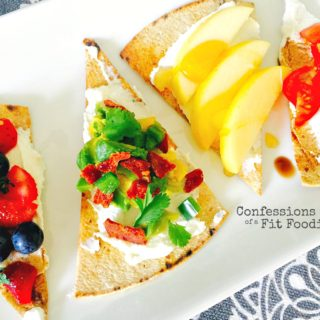 21 Day Fix Mix and Match Ricotta Bruschetta