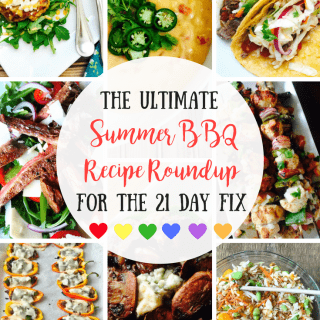 21 Day Fix Summer BBQ Recipes | Confessions of a Fit Foodie Need a recipe for a Summer BBQ or Picnic?  Here's a list of my go-to apps, salads, mains, and treats for fun days and warm nights on the FIX!
