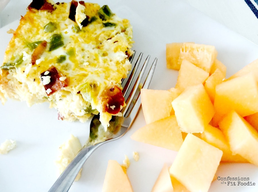 crock pot breakfast casserole 21 df