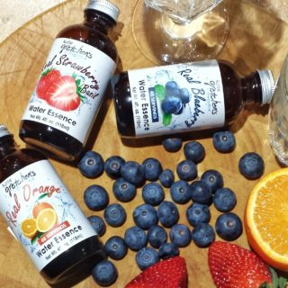 Friday Favorites – Auntie Gretchen's Water Infusions (+ Giveaway!)