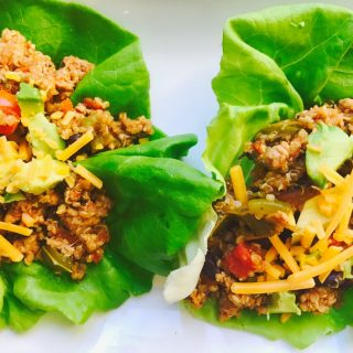 Instant Pot Quinoa Taco Casserole | Confessions of a Fit Foodie