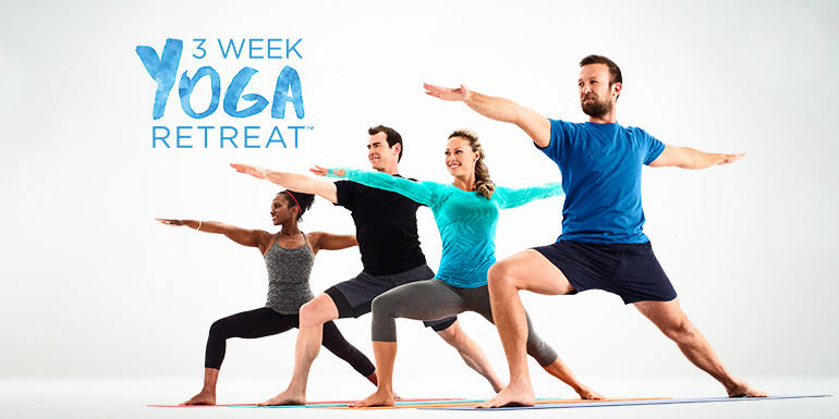3 Week Yoga Retreat Beachbody