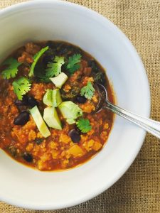 21 Day Fix Sweet Potato Black Bean Chili   Confessions of a Fit Foodie