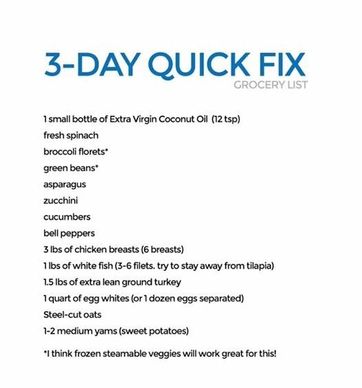 3 Day Quick Fix Tools and Tricks