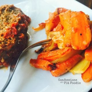 Momma's Meatloaf {21 Day Fix}