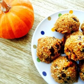 21 Day Fix Pumpkin Chocolate Chip Macaroons {Gluten-free/Dairy-free}