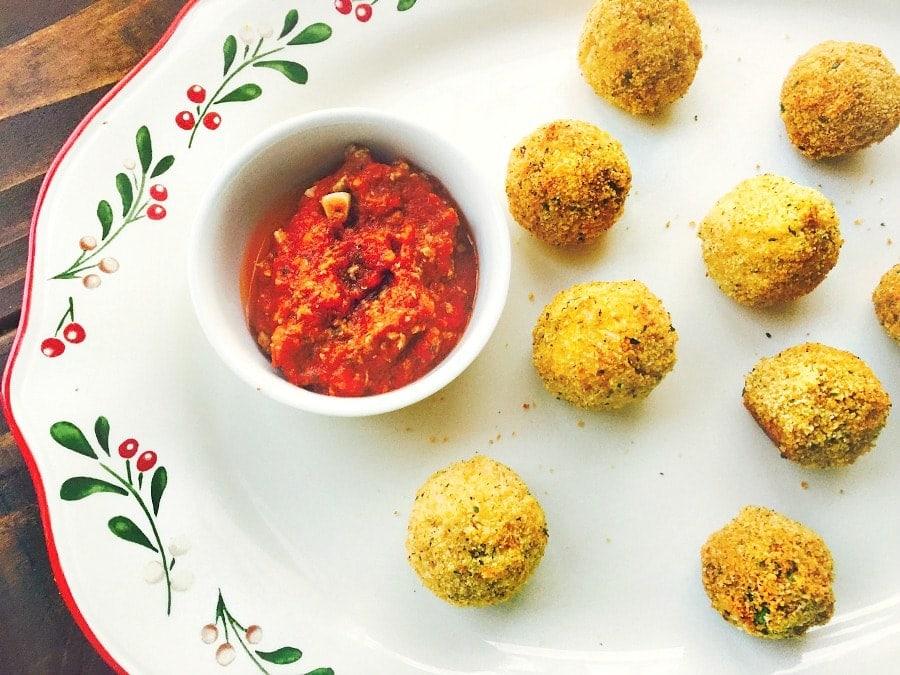 21 Day Fix Mini Rice Balls