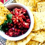 Cranberry Holiday Salsa