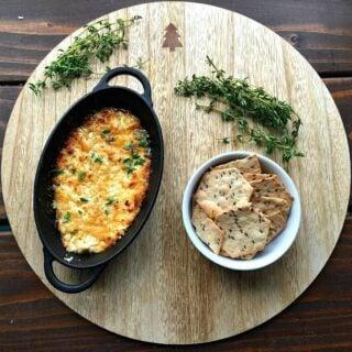21 Day Fix Honey Roasted Feta Dip {Gluten-free}