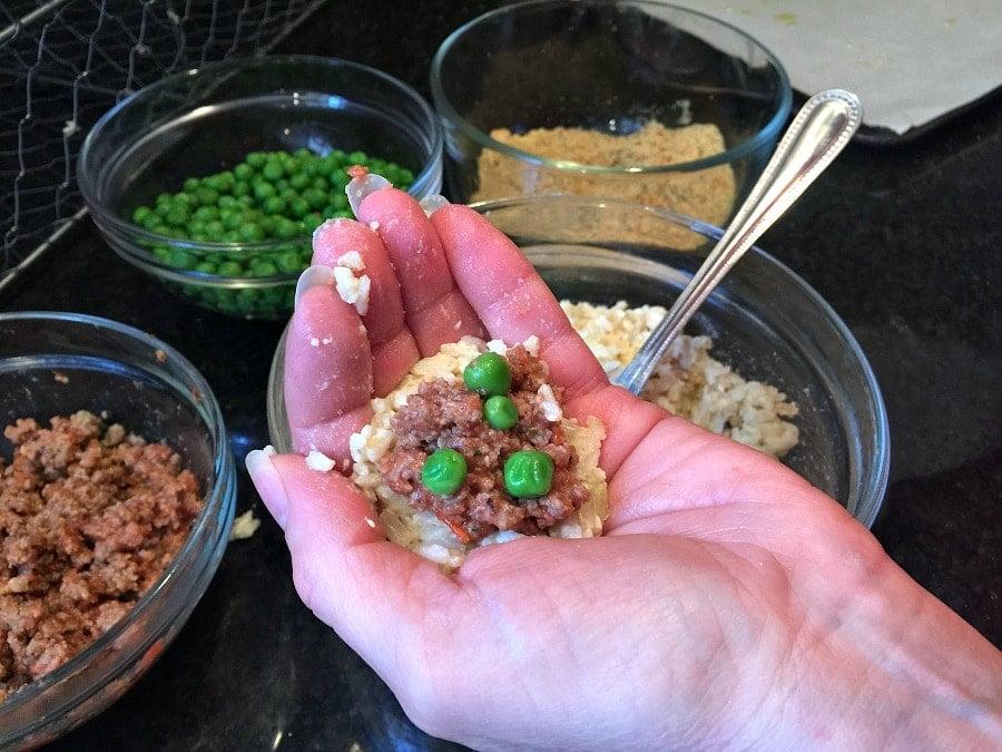 Making Rice Balls