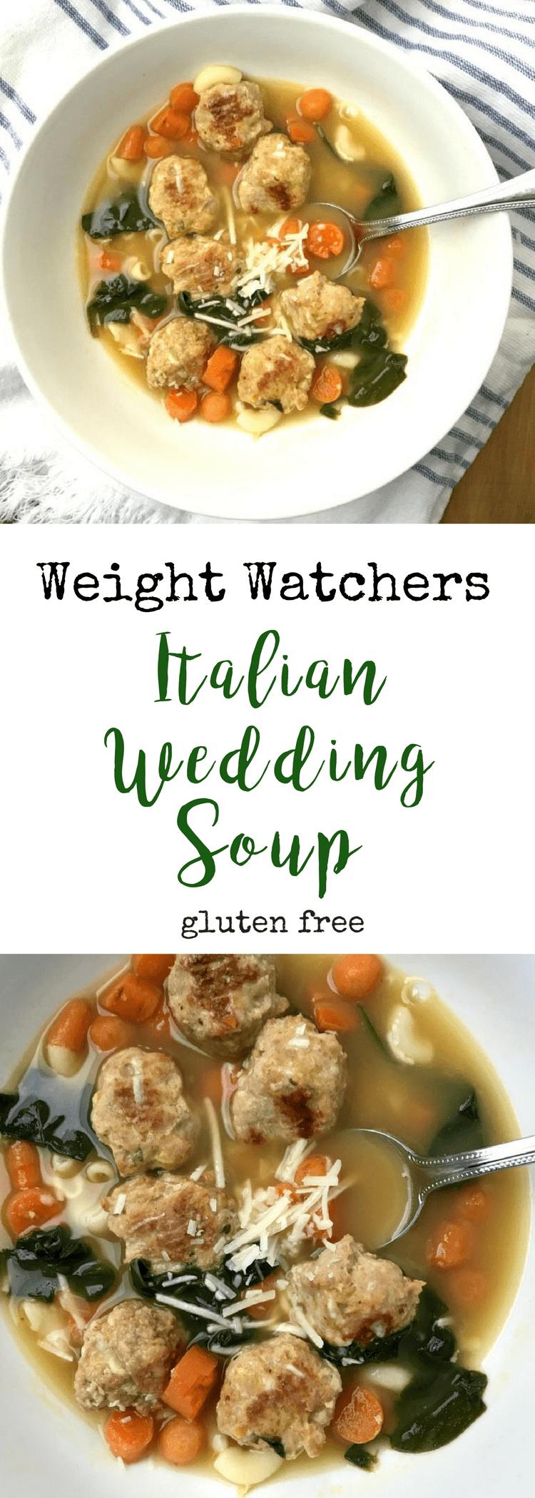 21 Day Fix Italian Wedding Soup (Instant Pot/Crock Pot/Stove Top ...
