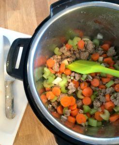 21 Day Fix Instant Pot Buffalo Chicken Chili