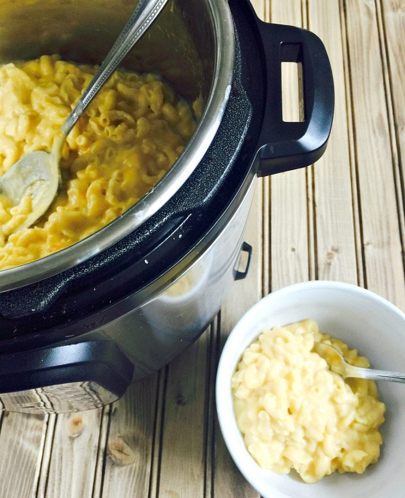 21 Day Fix Instant Pot Mac and Cheese  Confessions of a Fit Foodie