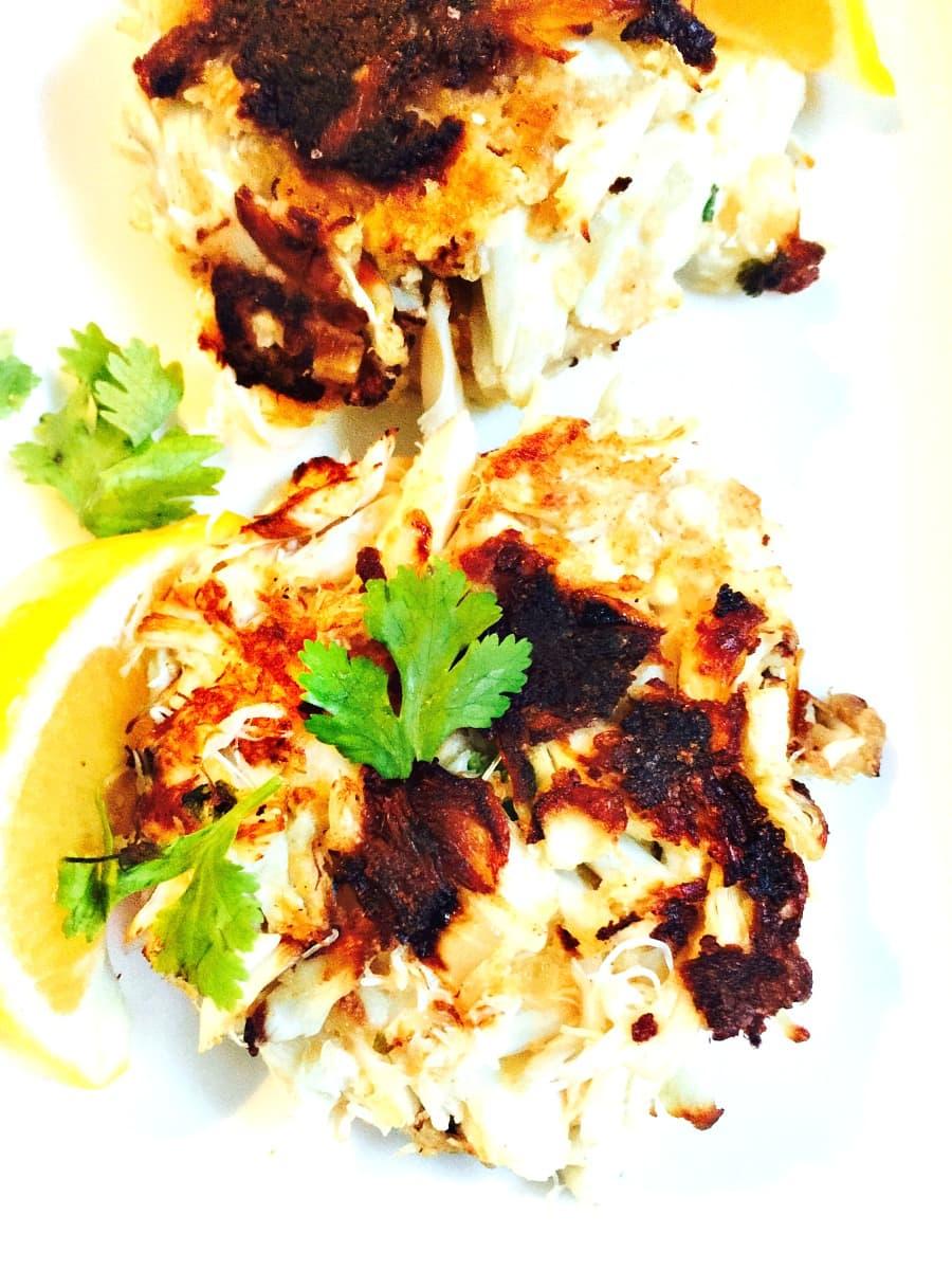 21 Day Fix Jumbo Lump Crab Cakes {Gluten-free ...