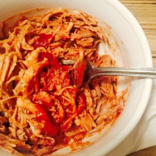 21 Day Fix Instant Pot Pulled Pork