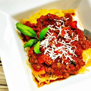 21 Day Fix Instant Pot Bolognese Sauce