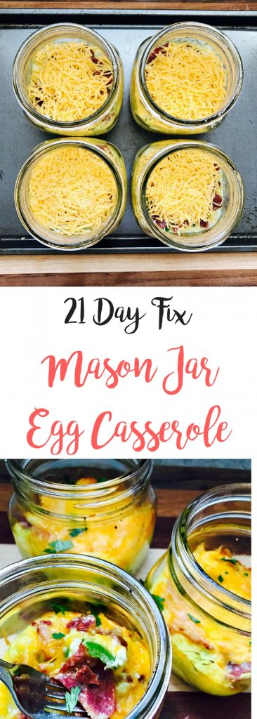 21 Day Fix Egg Casserole