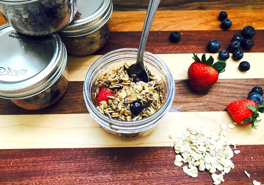21 Day Fix Baked Oatmeal
