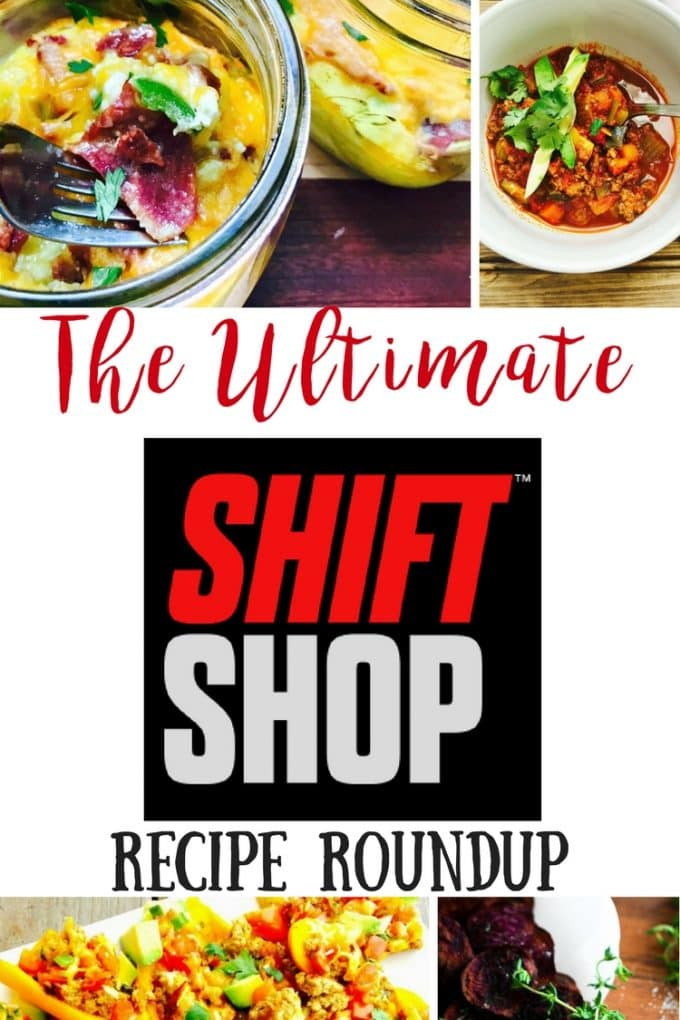 The ULTIMATE Shift Shop Recipe Roundup | Confessions of a Fit Foodie