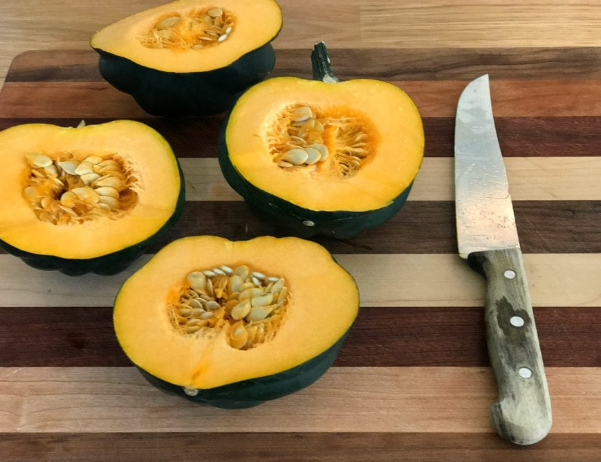 21 Day Fix Stuffed Acorn Squash | Confessions of a Fit Foodie