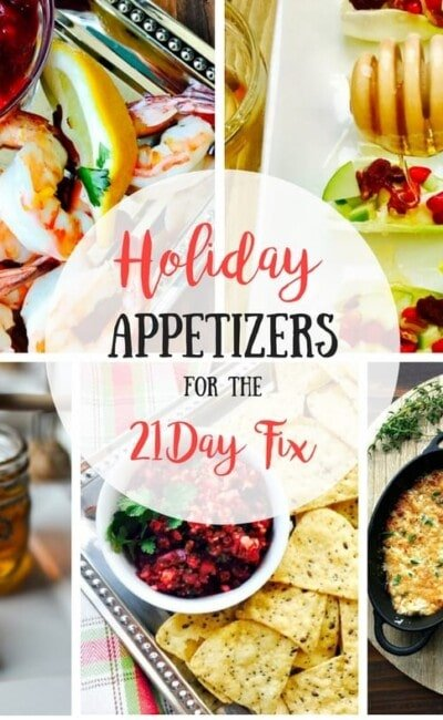 21 Day Fix Appetizers | Confessions of a Fit Foodie