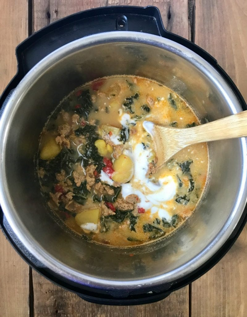 21 Day Fix Zuppa Toscana | Confessions of a Fit Foodie