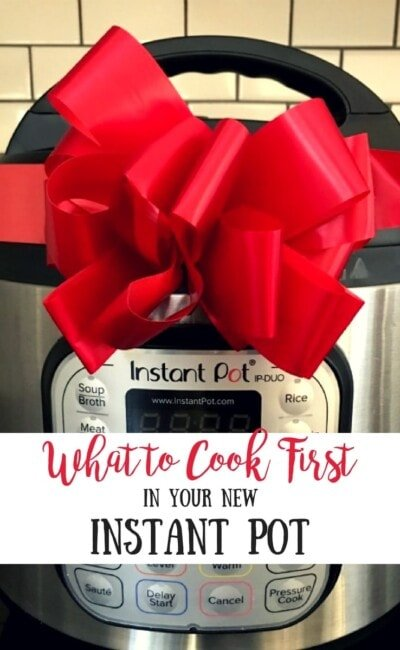 Easy Instant Pot Recipes for Beginners| Confessions of a Fit Foodie