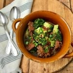 Instant Pot Easy Beef and Broccoli| 21 Day Fix Beef and Broccoli