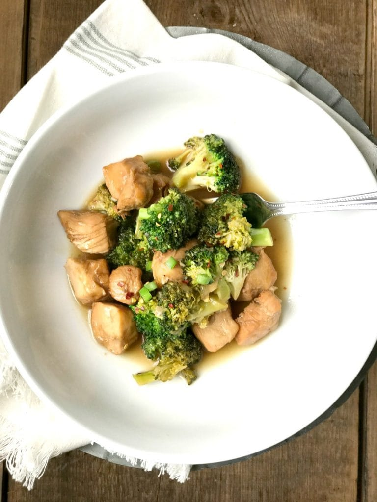Instant Pot Chicken And Broccoli 21 Day Fix -5568