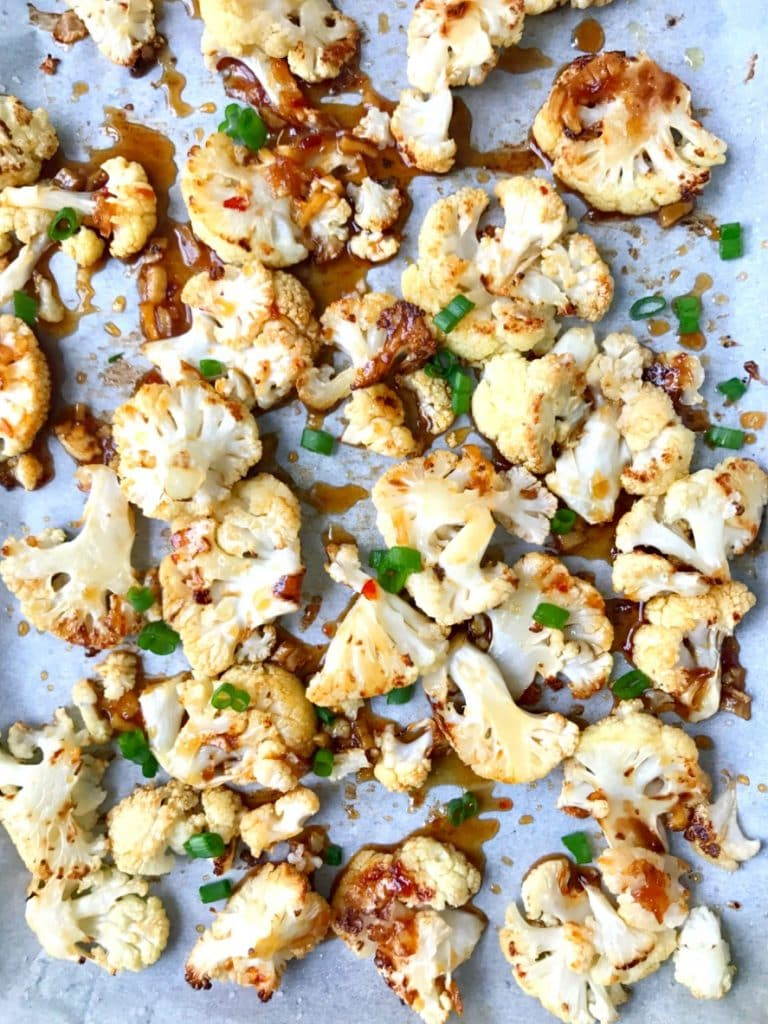 21 Day Fix Kung Pao Cauliflower   Confessions of a Fit Foodie
