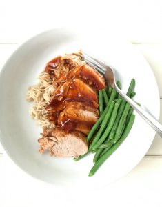 Instant Pot Asian Pork Tenderloin| Confessions of a Fit Foodie