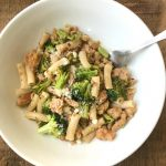 Easy Pasta with Sausage and Broccoli
